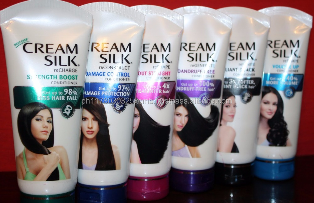 Cream Silk Hair Conditioner 180ml