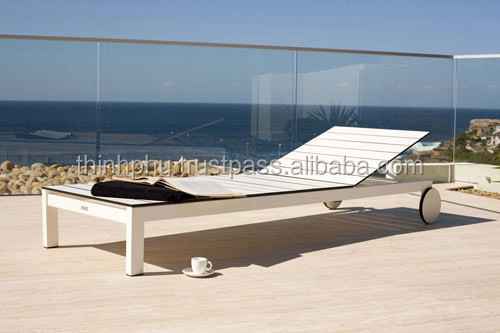 TOP QUALITY - hard wood furniture - sun lounger - teak furniture outdoor