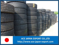 High quality secondhand tire for mini refrigerated truck