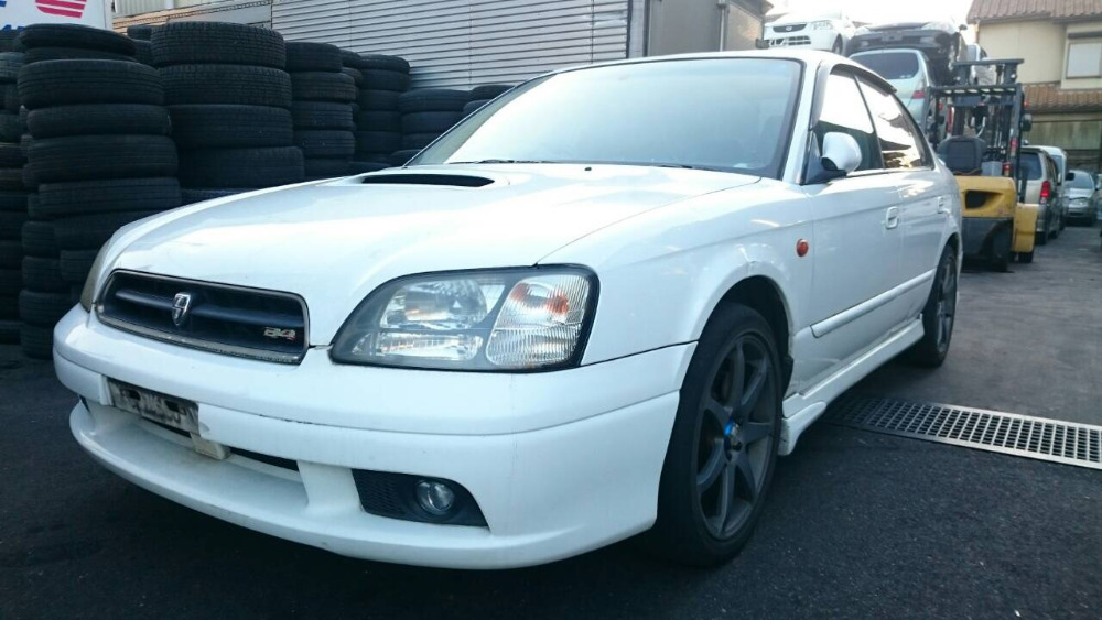 RIGHT HAND DRIVE RHD USED CARS JAPAN 2000 LEGACY LIBERTY