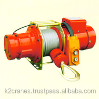 top ERECTION WINCHES FROM INDIA