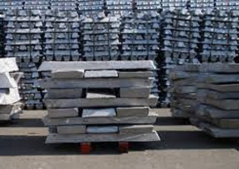 Pure aluminium ingot 99.7% for sale