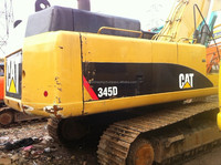Used Construction Equipment from America Caterpillar 345D Excavator / Used Cat 330C 336D 330D 345C 345D 349D Digger