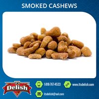 Baked and Dried Smoked Cashew Nut Available at Best Rate