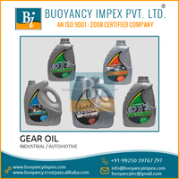 Widely Used Assured Quality Synthetic Gear Oil for Heavy Load Motor Car
