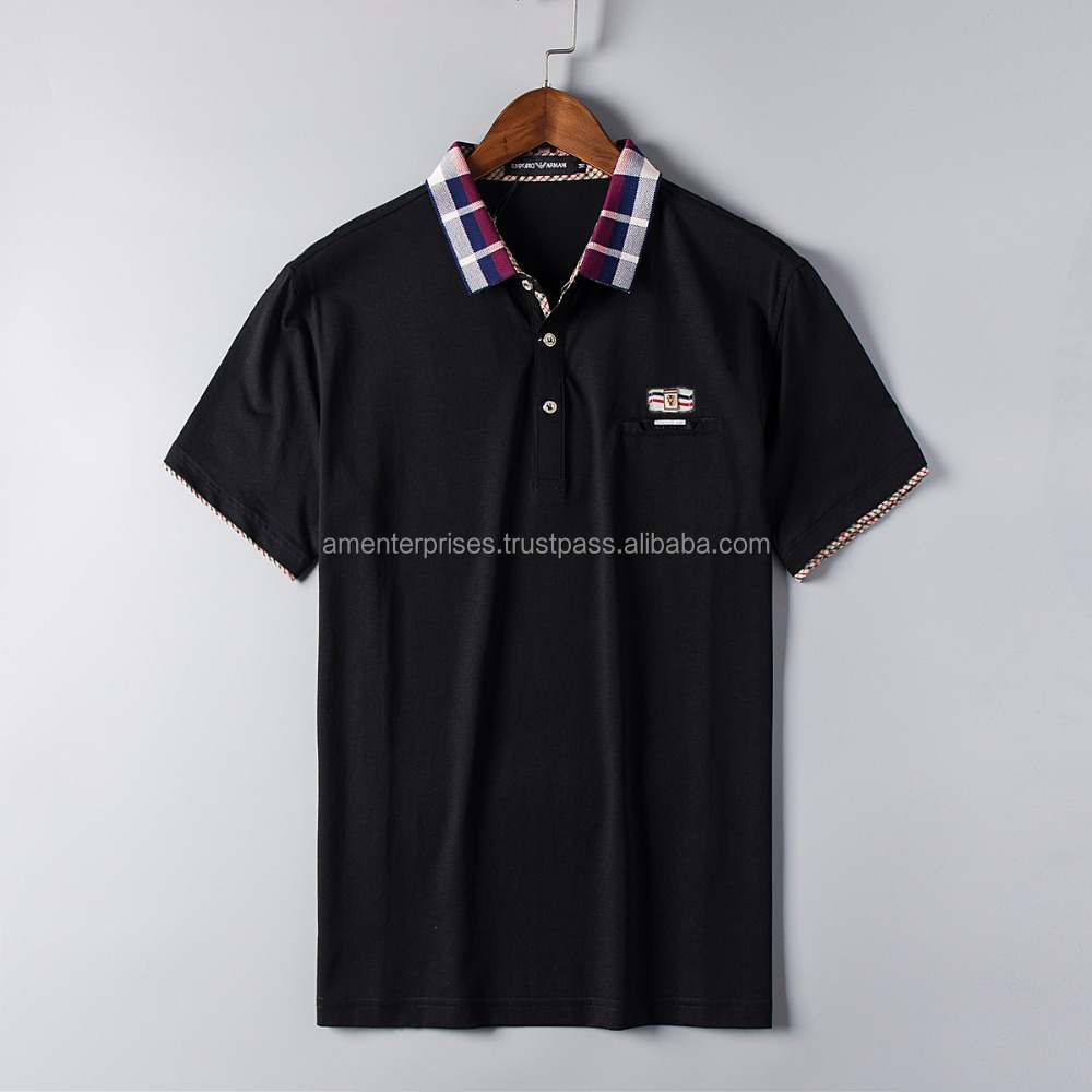 High Quality Custom Design Polo men Clothes