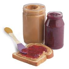 200g & 510g Peanut butter jelly