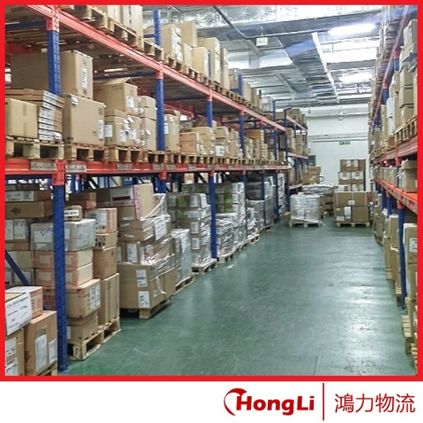 HK warehousing and logistics services for electronic components