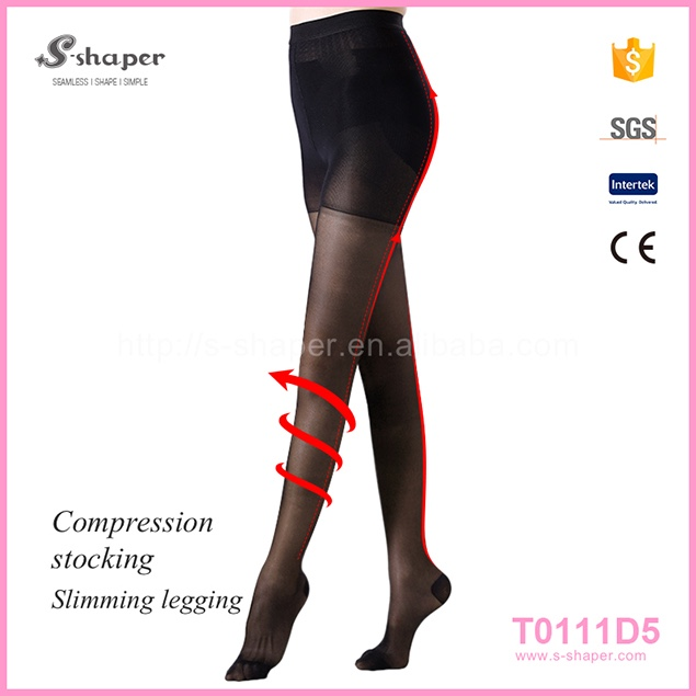 S - SHAPER Medical Compression Stockings Compression Tights T0111D5