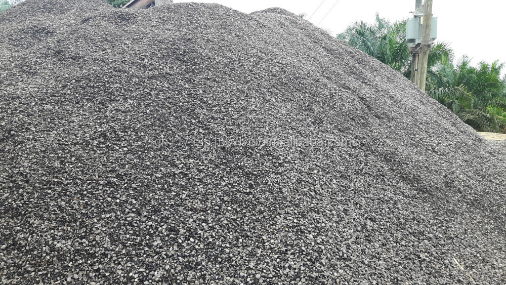 clean Palm Kernel Shells