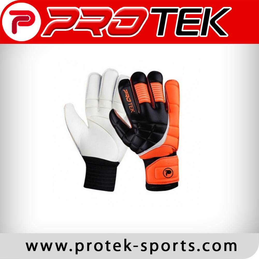 Customized Professional Competetion Soccer Goalkeeper Latex Gloves