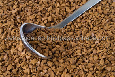 Manufacturer Soluble Instant Freeze Dried Coffee Powder