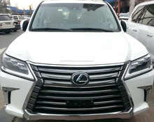 2017 MODEL LEXUS LX 570 FULL OPTION FOR EXPORT
