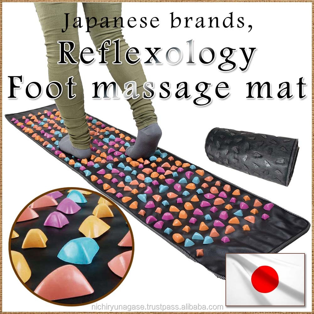 Colorful and Simple flooring mat for reflexology foot massage at reasonable prices