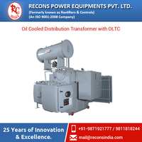 Standard Oil Cooled Distribution Transformer with OLTC