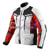 CFCMJM-1579 fashion jacket black white red fashion racer