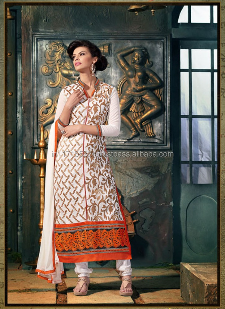 Salwar kameez cutting - Pakistani new style dresses - Brand ladies salwar suit - Online cheap daily wear salwar kameez