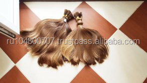 RUSSIAN VIRGIN UNTREATED BLOND NATURAL HAIR