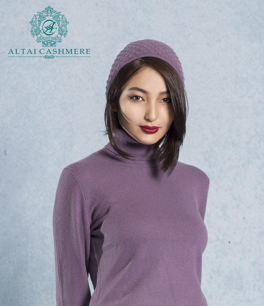 Mongolian 100% Pure Cashmere Sweater, women sweater