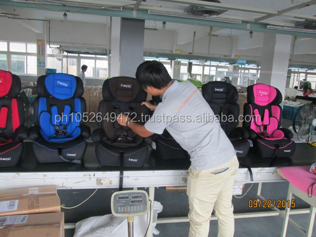 Baby & Toddler Car Seats Pre-Shipment Inspection in China