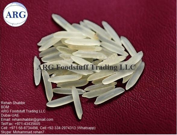 1121 Basmati Parboiled Rice