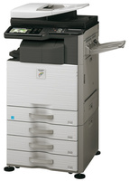 Sharp used copier MX3111U in good condition