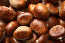 Roasted,Fresh and dried ChestNuts