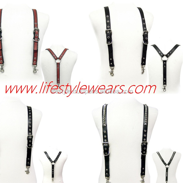 chest harness men leather harness sexy leather harness