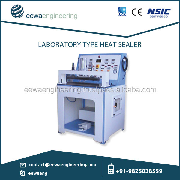 Famous Supplier of Laboratory Type Heat Sealer Machine Exporting at Cheap Price