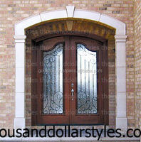 Stylist And Popular pleasant look Designer Carved Architectural Panels Door Glass Country Door Collection.