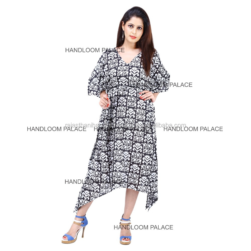 Fashion Women Dresses For Muslim Ladies Long Sleeve Kaftan Evening Maxi Dress Long Tunic