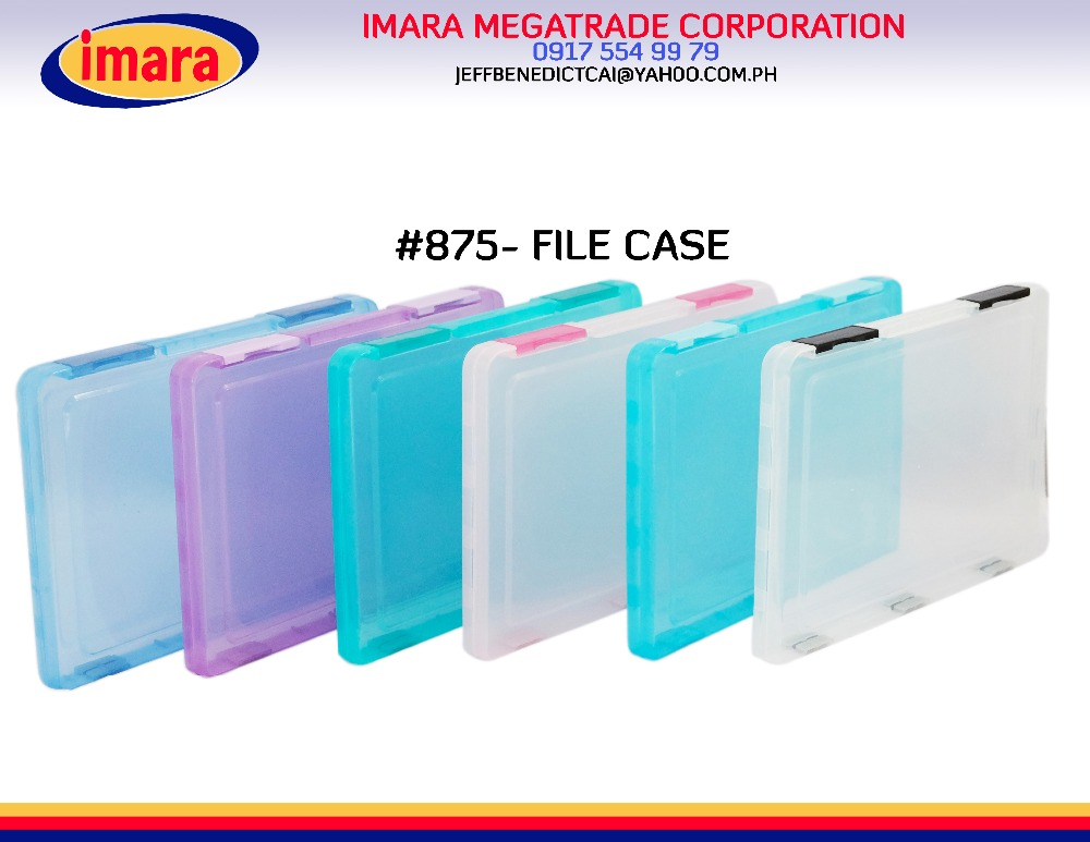 a4 plastic file case plastic file folder plastic document case