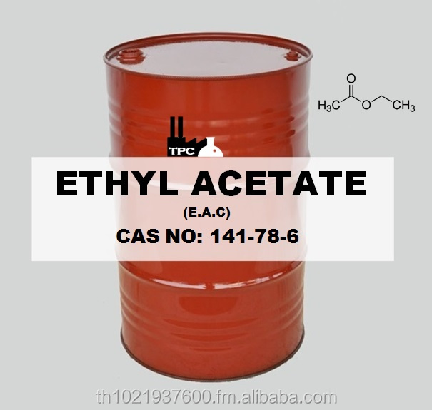 "Ethyl Acetate Prices (Eco solvent) - EAC 99.95%Min Brand New 20""container MOQ ECO-Drum New Drum ISOTank"