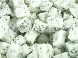 GOOD QUALITY FROZEN DRAGON FRUIT