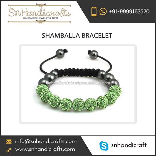Competitive Price 100% Effective Shamballa Bracelet at Wholesale Price