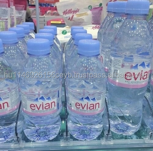 French Mineral Drinking Water