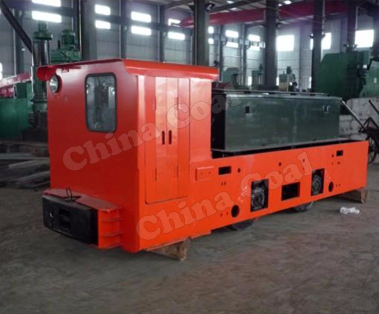 Fuel-efficient Diesel Stringing Electric Locomotives From China Coal