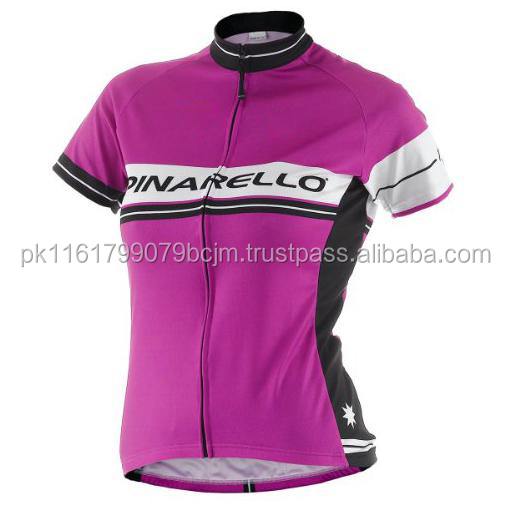 2017 Women Summer Season Cycling jersey High Performance