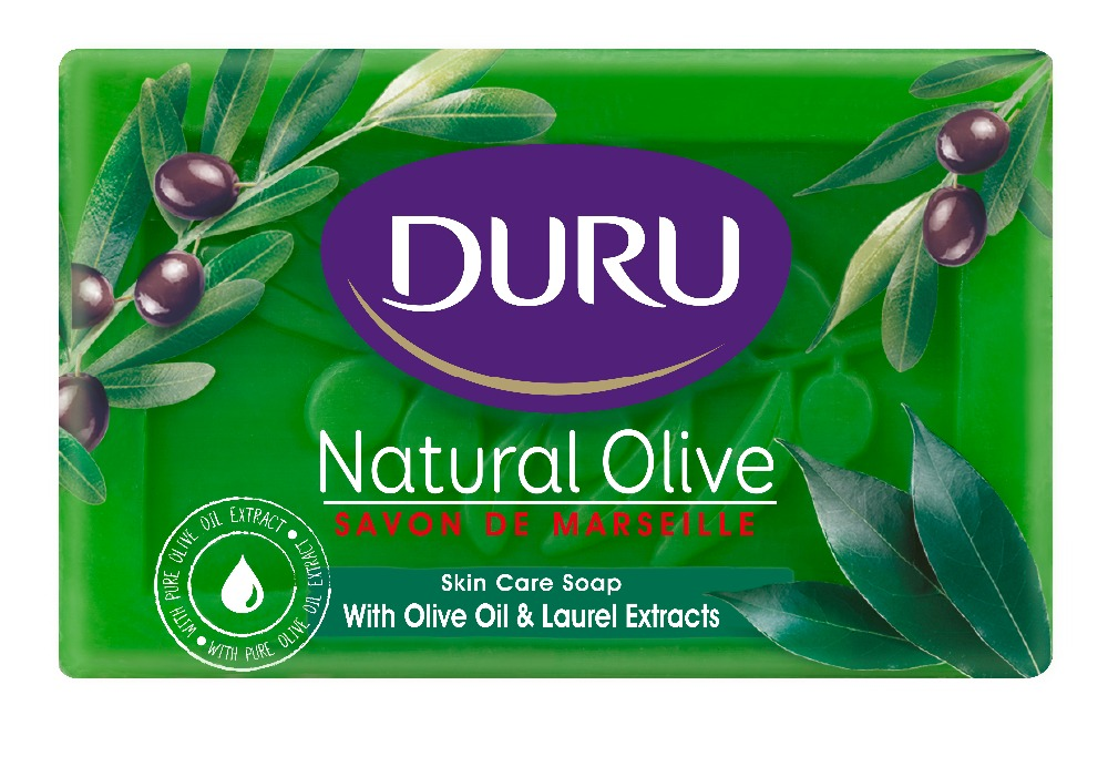 Duru Natural Olive Oil Soap 180gr