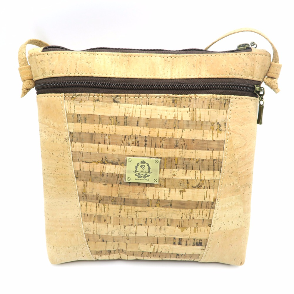 Natural cork wood bag, handmade,women fashion wood bag bag-015