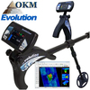 OKM Evolution 3D Gold search metal detector