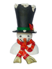 Snowman wall decor. ID: 3085