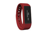 i5plus touch screen bluetooth 4.0 smart wrist band bracelet watch Waterproof IP68