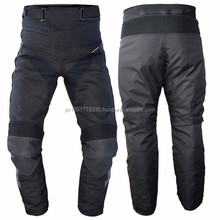 Men's motorcycle textile cordura reissa waterproof ce armours trousers pant
