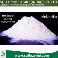 High Agriculture Grade fertilizer Manganese Sulphate price