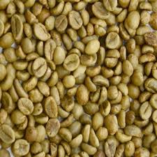 Arabica A grade green coffee bean