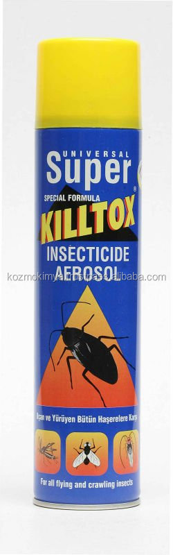 Mosquito Repellent Aerosol Spray