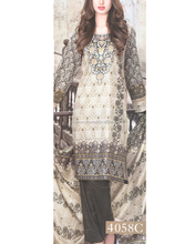 Pakistani stitched lawn suits / pakistani Lawn