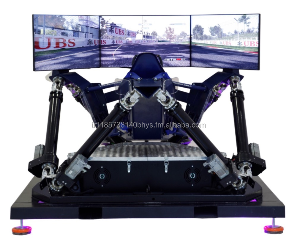 Playmotion PRO F1 Racing Simulator 6DOF