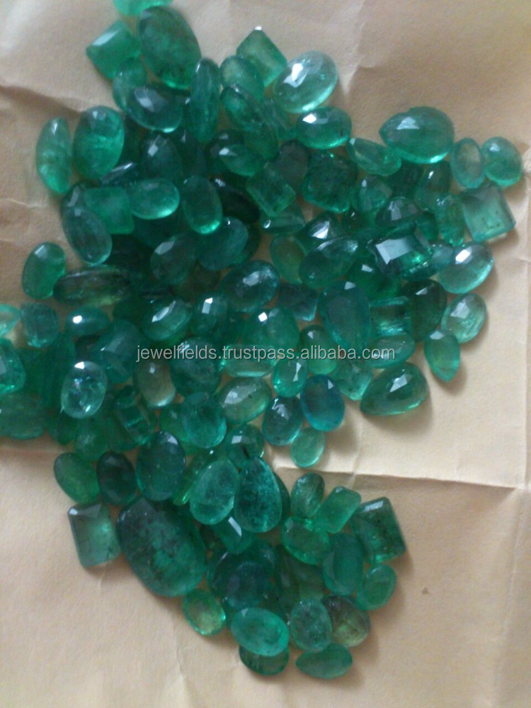 Panjshir mines in afghanistan, natural Emerald lot 1 -2 carat